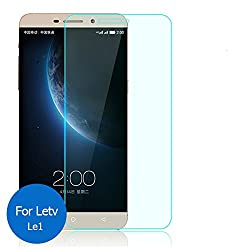 White Panther(TM) Le1s Curved Tempered Glass