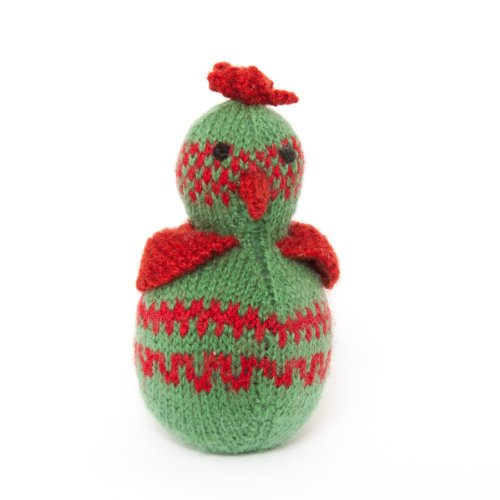 Sitara Collections® Hand-knitted Plush Bird - 1