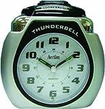 Acctim Thunderbell 13007 Alarm Clock Large Silver Very Loud