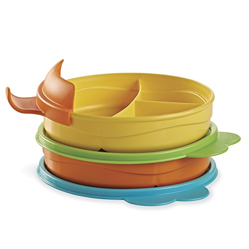 Sectioned Tupperware