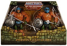Picture of Mattel Eternian Palace Guards - Masters of the Universe Classics Action Figure 2-Pack (B0050ZJXY4) (Mattel Action Figures)
