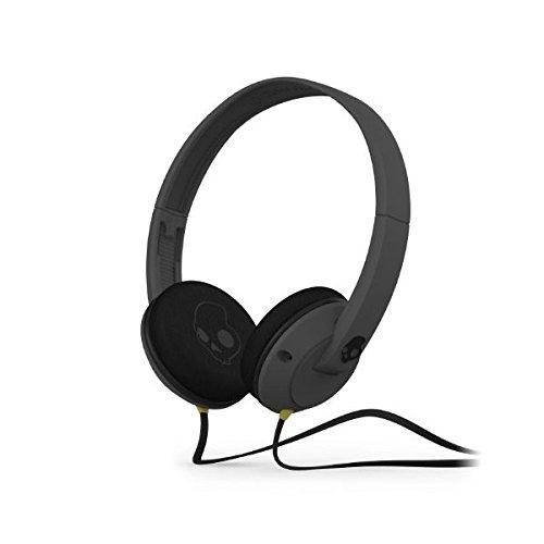 Skullcandy Uprock On-Ear Headphone (Carbon Gray)