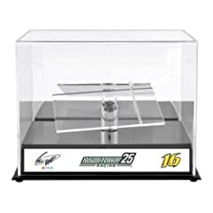 Greg Biffle 1:24 Die-Cast Roush Fenway Racing 25th Anniversary Display Case with... by Sports Memorabilia