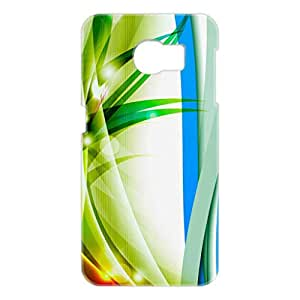 a AND b Designer Printed Mobile Back Cover / Back Case For Samsung Galaxy S6 Edge (SG_S6_3D_2447)