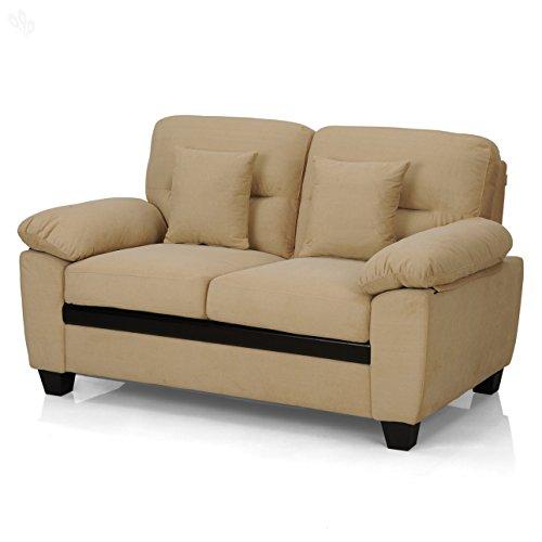 Royal Oak Iris Two Seater Sectional Sofa (Beige)