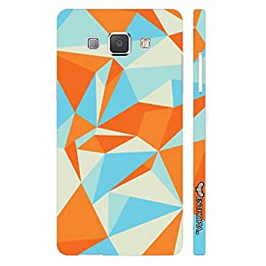 Samsung Galaxy A8 Abstract Art 3 designer mobile hard shell case by Enthopia