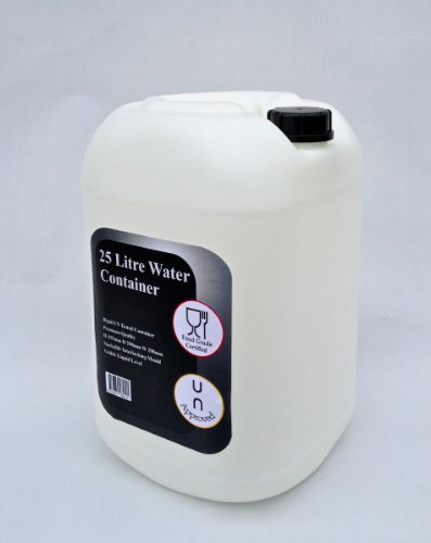 25 Litre Plastic Water Container Food Grade
