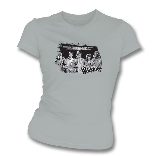 The Warriors - Armies of the Night girls slimfit t-shirt