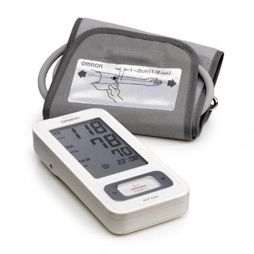Omron HEM-7300-WE MIT Elite Oberarm-Blutdruckmessgerät - 2