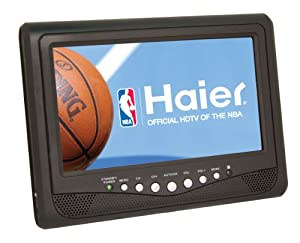 Haier HLT71 7-Inch Handheld LCD TV (2009 Model)