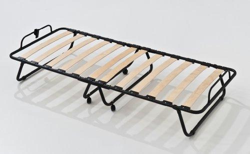 Brandina pieghevole con rete a doghe letto apribile - Brandina letto ...