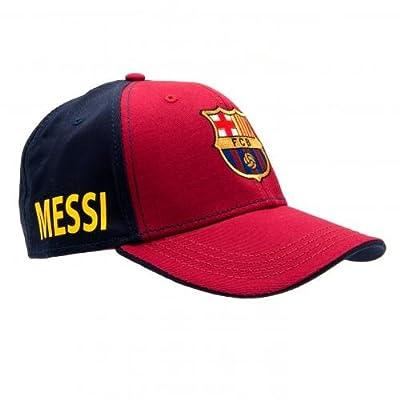 Official FC Barcelona Cap Messi