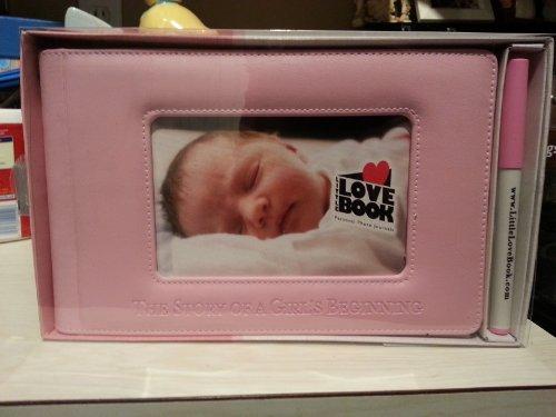 Little Love Book (Girl) (Pink)