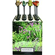 Coleman Cable Import 91223FD Ceramic LED Stake Light Lawn Ornament Pack of 16