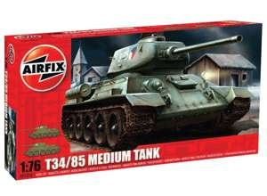 1/76 A01316 T-34/85中戦車