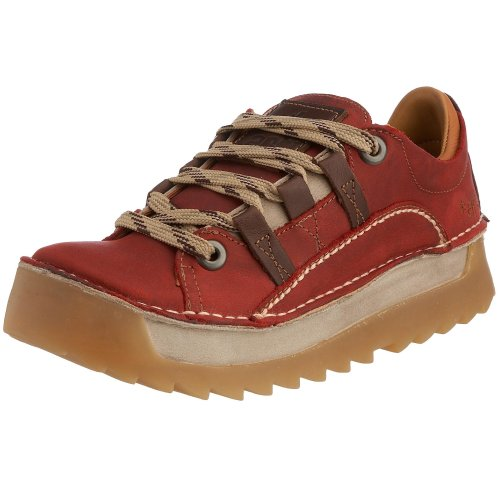 Art Unisex Adult Skyline Lace-Up Red 590 5 UK
