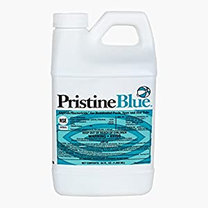 Pristine Blue 64 Ounce Swimming Pool Chlorine Alternatives Patio Lawn Garden
