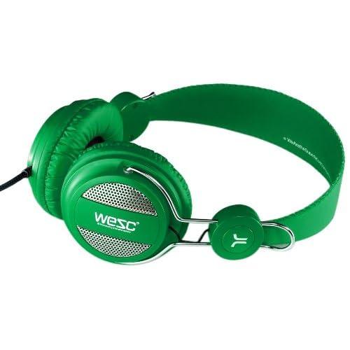 WeSC OBOE greenの写真01。おしゃれなヘッドホンをおすすめ-HEADMAN(ヘッドマン)-