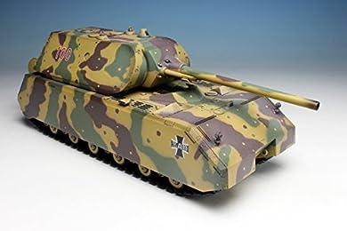 ガールズ&パンツァー 1/35 超重戦車マウス 黒森峰女学園 プラモデル GP-24