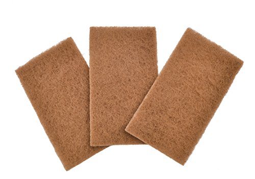 full-circle-neat-nut-walnut-shell-scouring-pads-non-scratch-set-of-3