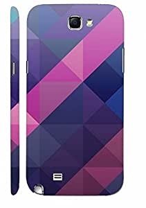 KALAKAAR Printed Back Cover for Samsung Galaxy Note 2 N7100,Hard,HD Matte Quality,Lifetime Print Warrenty