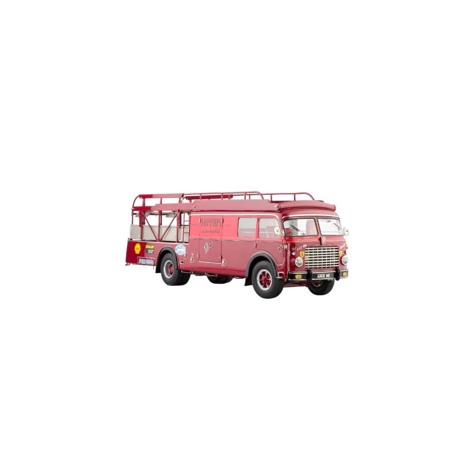 Transport Ferrari: Classic Model Cars Ferrari Race Car Transporter Type Fiat