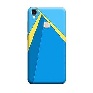 iCover Premium Printed Mobile Back Case Cover With Full protection For Vivo V3 Max (Designer Case)