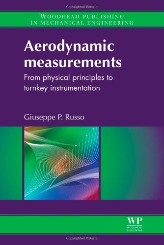 Aerodynamic Measurements: From Physical Principles to Turnkey Instrumentation (Woodhead Publishing in Mechanical Enginee