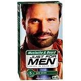Just For Men Just For Men Color Gel Mustache Beard
