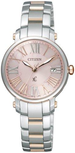 [シチズン]CITIZEN 腕時計 xC クロスシー Eco-Drive エコ・ドライブ 電波時計 XCD38-9022 レディース