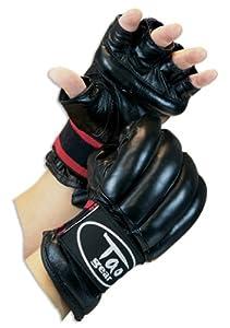 Fingerless Bag Mitt Black M
