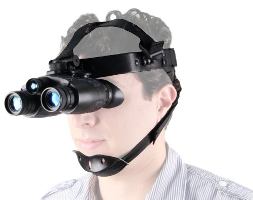 Bower Night Ninja Hands-Free Night Vision Goggles Brnninja