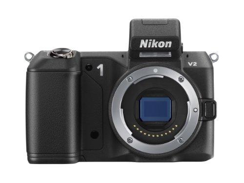 Nikon デジタル一眼カメラ Nikon 1 (ニコンワン) V2 ブラック N1V2BK