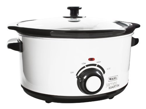 Wahl-james Martin By Slow Cooker 5 Litre White
