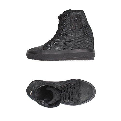 Ruco Line 4921 Sneakers Donna Tessuto Soft Nero Soft Nero 39