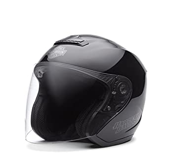 Harley-Davidson® Men's Hybrid Ultra-Light Torque 3/4 Helmet. 98351-11VM