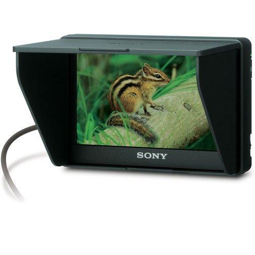 Sony Clmv55Bdl2 5-Inch Camera Monitor (Black)