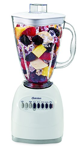 Oster 6640 10-Speed Blender with Plastic Jar (Osterizer Blender Glass Jar White compare prices)