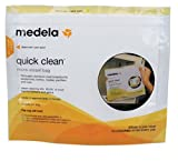 Medela Quick Clean Micro-Steam Bags Size: 1 Pack (Baby/Babe/Infant - Little ones)