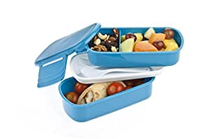 Polar Gear Bento Lunch Box, Turquoise