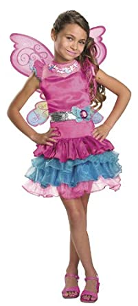 Barbie a Fairy Secret - Barbie Child Costume Medium (7/8)