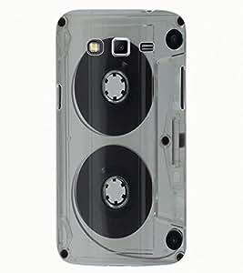 ColourCraft Retro Audio Cassette Design Back Case Cover for SAMSUNG GALAXY GRAND 2 G7102 / G7106