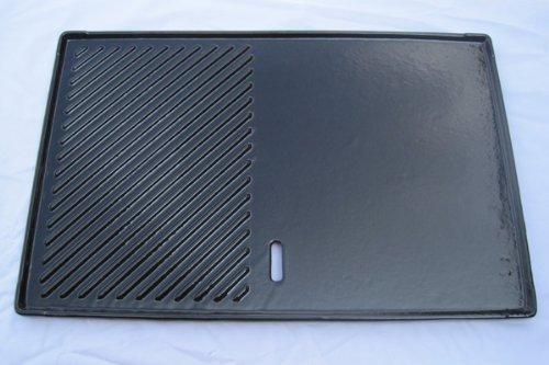 Emaillierte gusseiserne Grillplatte 45x36x1,5 cm fr Grills Gasgrills jetzt bestellen