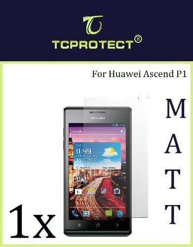 Huawei Ascend P1 Schutzfolie Anti Reflex Matt Huawei p1