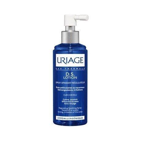 Uriage Lozione Spray per Cuoio Capelluto Lenitivo Regolatore - 100 ml