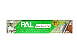 Amit Marketing PAL Aluminium Foil, Silver foil roll