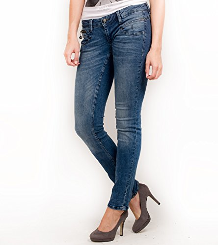 Freeman T. Porter Alexa Stretch Denim-Jeans Donna    F0461 finta 31W / 34L