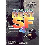 Year's Best SF 4 (Year's Best Science Fiction) ~ David G. Hartwell