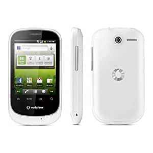 Vodafone 858 - White Unlocked Touch Screen Android Smartphone