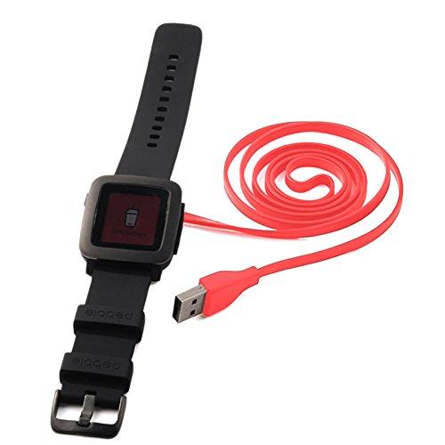 pebble-time-cable-de-charge-vikoo-6-couleurs-cable-de-donnees-usb-magnetique-pebble-time-smart-watch
